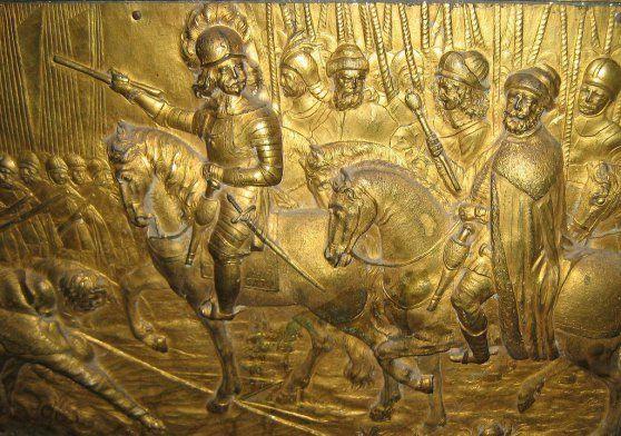 Władysław IV przyjmuje kapitulację Szeina