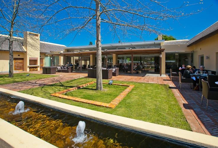 Stables restaurant  - Vergelegen Estate - Somerset West, Winelands, South Africa[
