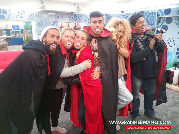 Gran Hermano | Fiesta Halloween · Gran Hermano 15