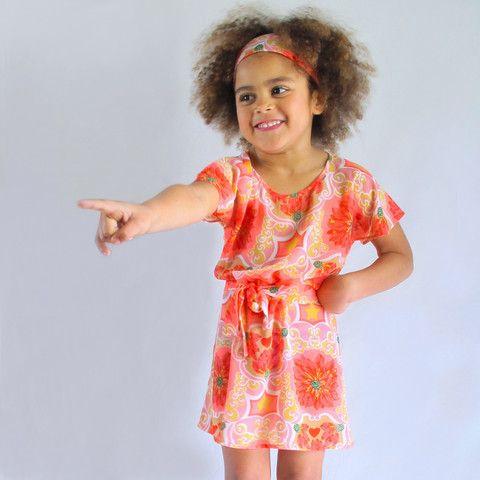 little girls heaven - Slip Dress - flower - ALD1