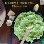Green+Chickpea+Hummus+(vegan,+gluten-free,+nut-free,+oil-free)