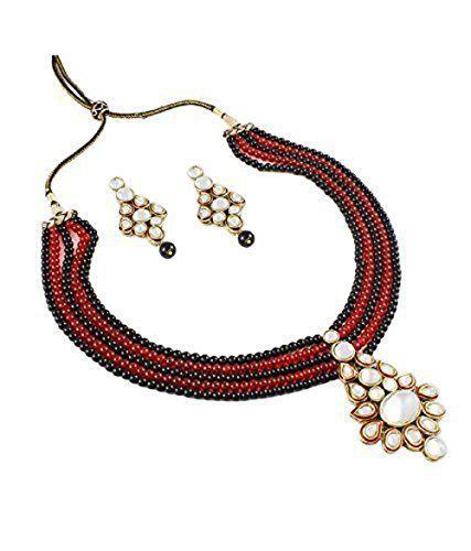 Red & Black Pearls Indian Bollywood Style Kundan Traditio... https://www.amazon.com/dp/B06Y43SNZB/ref=cm_sw_r_pi_dp_x_AjCczbX6VPFZ7