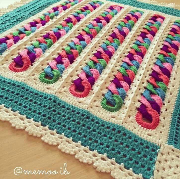 486 best crochet images on Pinterest | Häkeln zubehör, Handfächer ...