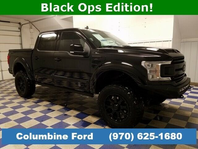 Ebay Advertisement 2019 F 150 2019 Ford F 150 Lariat Tuscany Black Ops Vehicle Shipping Ford Cars Trucks