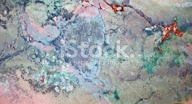 Stone Floor Royalty Free Stock Photo