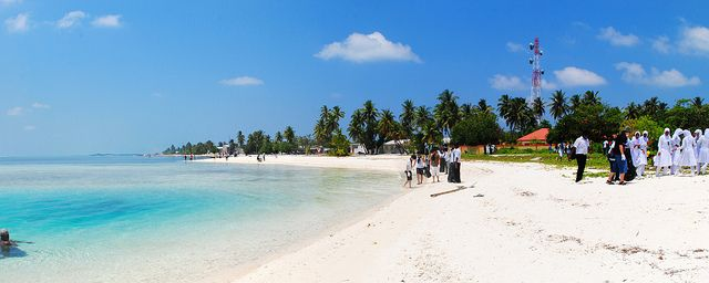 Slunečné Maafushi