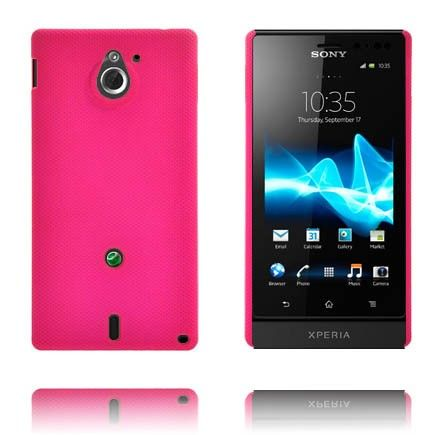 Supreme (Hot Rosa) Sony Xperia Sola Deksel