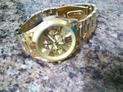 Reloj de hombre michael kors color oro