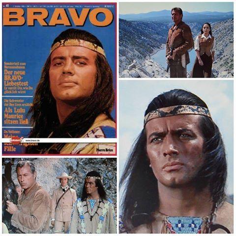 Pierre Brice se v prvním říjnovém vydání č.41 časopisu Bravo roku 1968 opět objevuje na jeho titulní stránce, tentokráte v kostýmu Vinnetoua. V tomto roce se objevil Pierre na titulce magazínu hned 3x, a to v dubnovém, červencovém, a zmíněném řijnovém vydání.