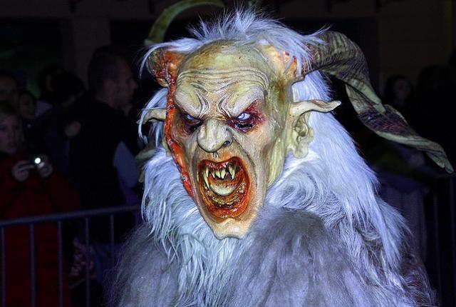 9 Legendary Monsters of Christmas | Mental Floss
