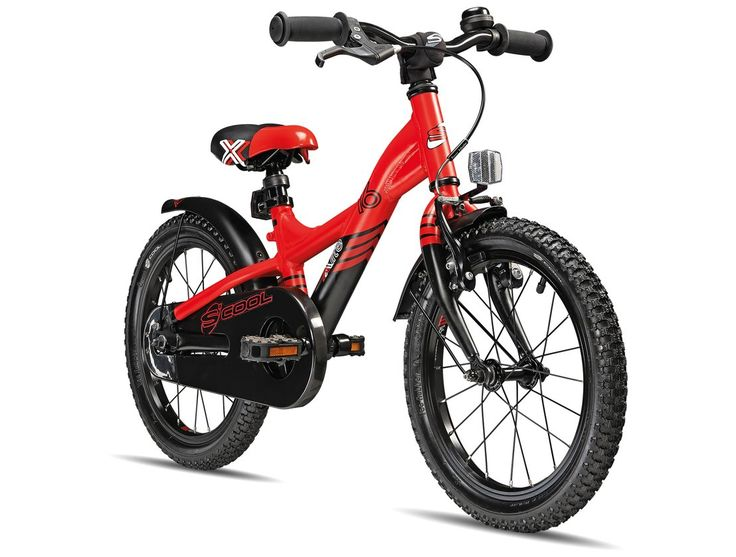 S'cool XXlite 16 alloy - 2017 - 16 Zoll - Y-Form