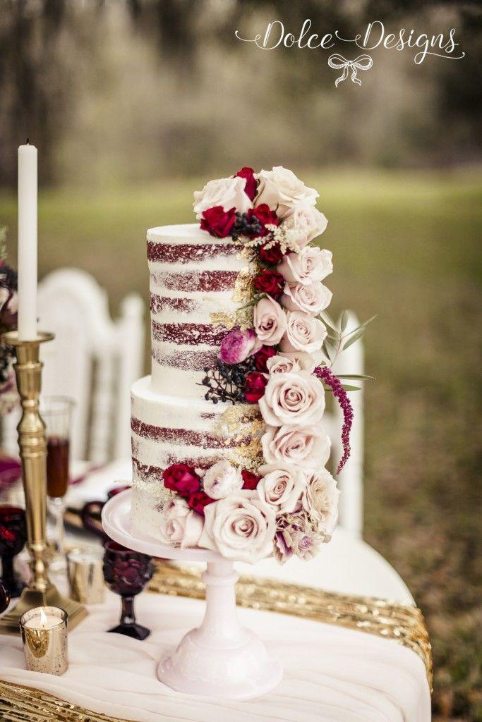 wedding cakes Houston   Dolce Designs