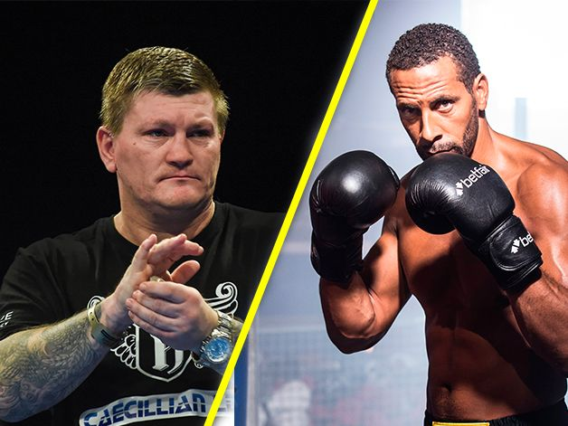 Hatton says Ferdinand is the only opponent to get him to return to boxing