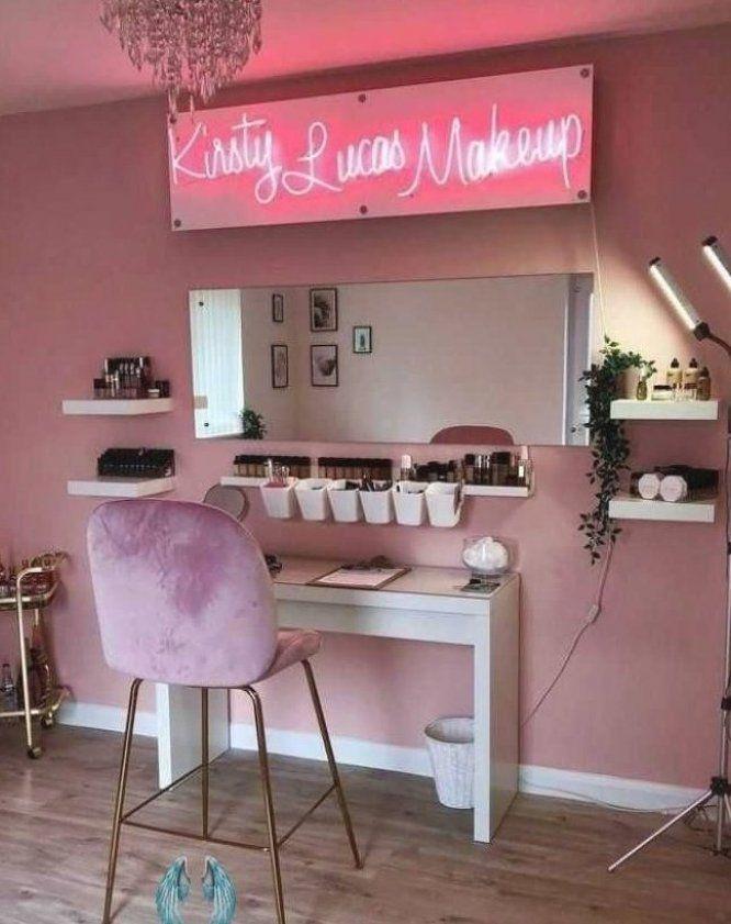 Makeup Studio Decor Makeup Studio Decor Makeup Makeup Studio Decor Makeup Studio Decor Interior Desig In 2020 Salon Interior Design Classy Rooms Salon Interior