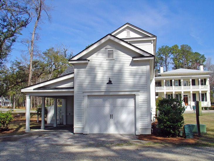 74 best structural arrangement style images on for Rear garage door