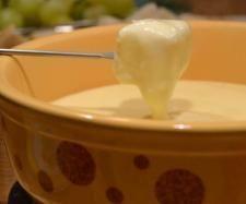 Rezept Danis Käsefondue ohne Alkohol für die ganze Familie von Danis treue Küchenfee - Rezept der Kategorie Grundrezepte