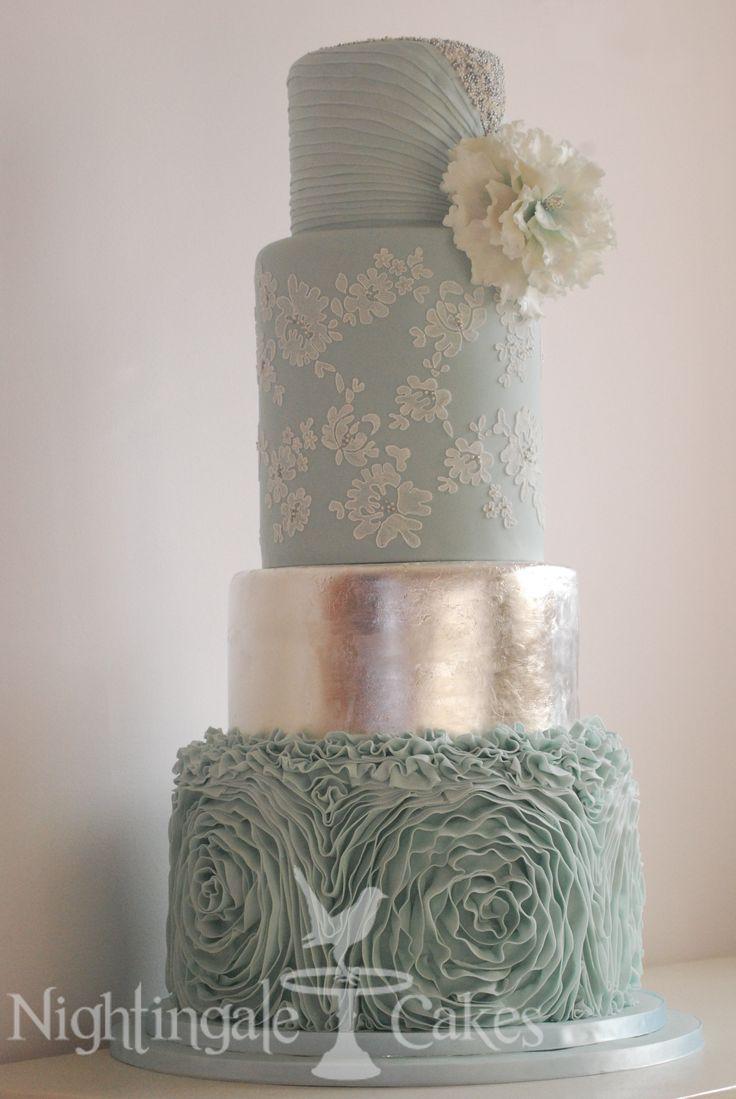 79 Best Cake Design For Winter Wedding Images On Pinterest