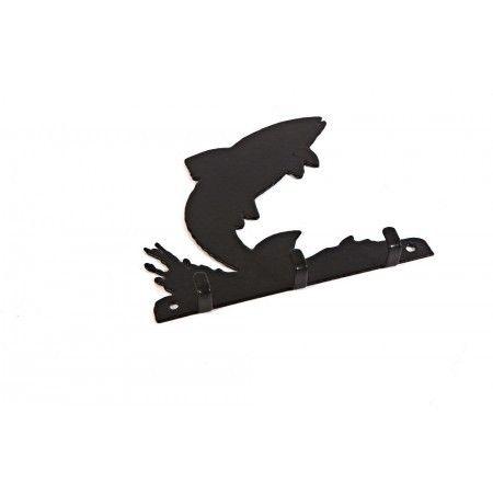 3 Hook Key Rack - Leaping Fish - £13.99