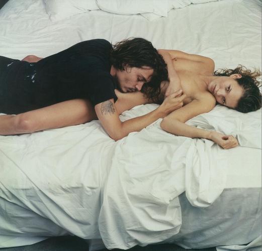 Johnny Depp // Kate Moss