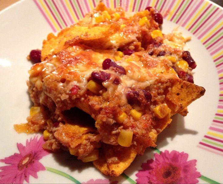 Tortilla-Chips-Auflauf by KleineHL on www.rezeptwelt.de