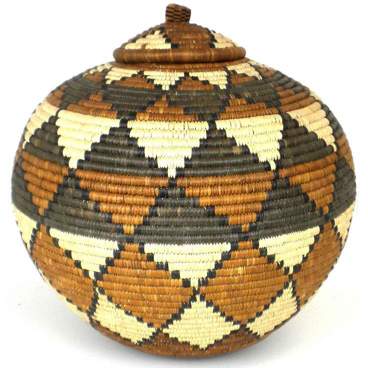Zulu Wedding Basket   035 Handmade And Fair Trade
