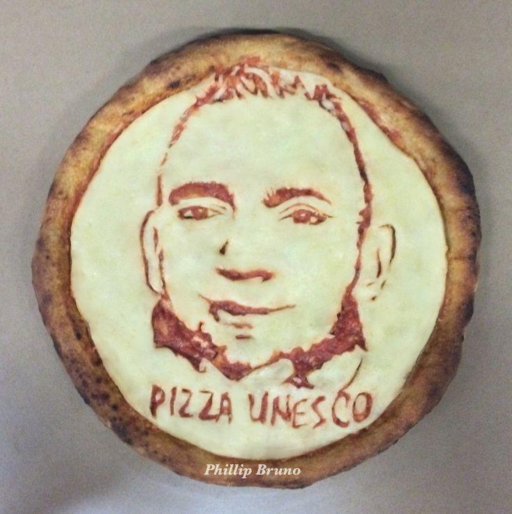 Davide Civitiello World Champion Pizza Maker