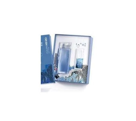 Kenzo L eau Par Pour Homme EDT 50 ml + 50 ml Shower Gel - Erkek Parfüm Set