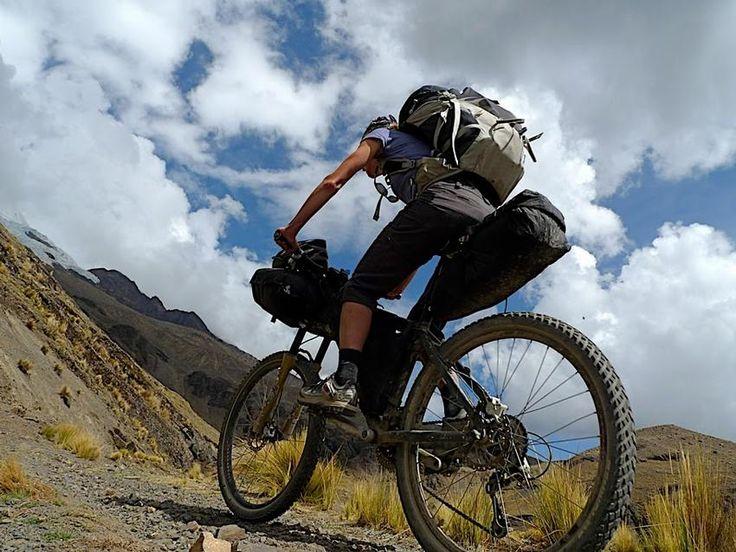 Explore the wild via mountain bike. Photo Credit: Revelate Designs