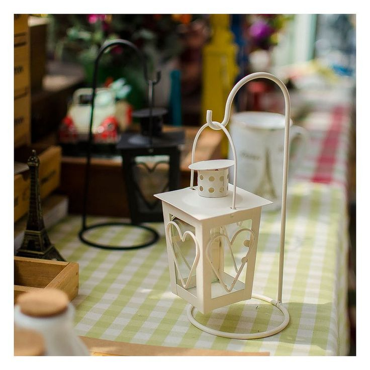 Фу чай валентина продуктовый Magg любовь пара подсвечник классическая свадебный подарок старые железные украшения
