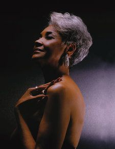One of the most elegant women I've ever had the pleasure of meeting...Nancy Wilson!