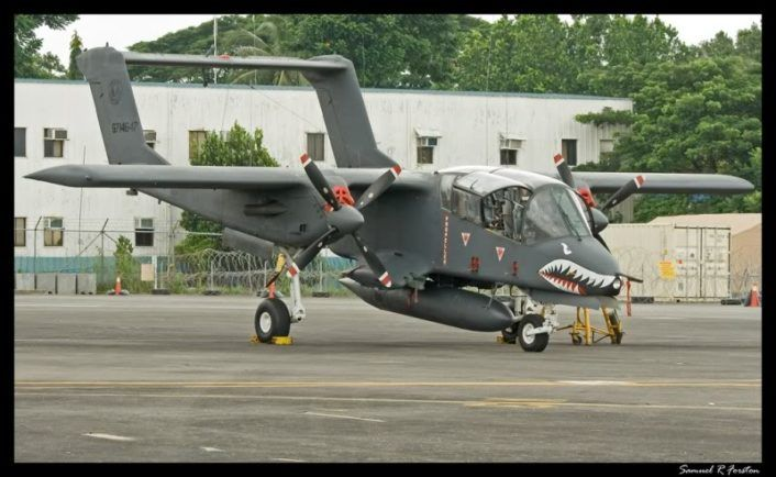 Philippine Air Force revived legacy Rockwell OV-10 Bronco light attack aircraft in recent airstrikes on Maute and Abu Sayyaf insurgents associated with ISIL in Marawi in Philippines.The 10 remaining OV-10 Broncos in Philippine inventory, including 8 upgraded to deliver precision guided weapons, been used for airstrikes in densely populated urban area of Marawi in Philippines. Shortage of guided weapons in Philippine inventory caused aircraft to rely on predominantly unguided weapons.