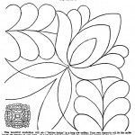 Vintage Hand Quilting Patterns Most quilters are probably aware of the quilt patterns published by the Kansas City Star newspaper from 1928 to 1961.  Less well known are the hand quilting patterns that were occasionally part of these weekly publications.