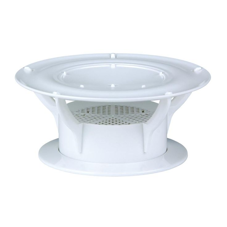 Lippert Components 389381 White Roof Vent, (360 Siphon) ** You can find out more details at the link of the image.