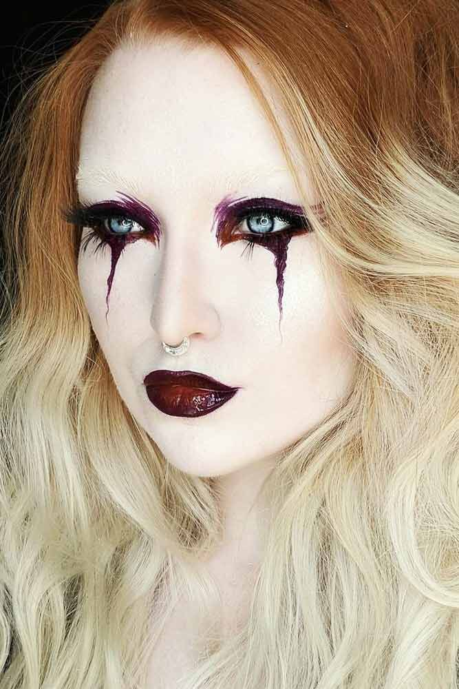Vampire Makeup Looks to Send Chills Down Your Spine To tell you the truth, vampire makeup is the most demanded one when it comes to Halloween. What is the reason for that? The reasons are numerous. Maybe people like this image because it is extremely sexy and seductive.