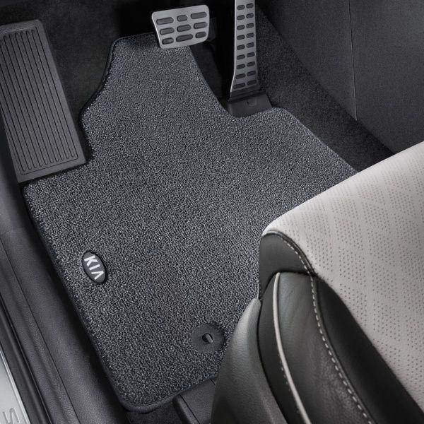 Genuine Kia Sportage Carpet Mats Tailored In 2020 Kia Sportage Kia Sportage