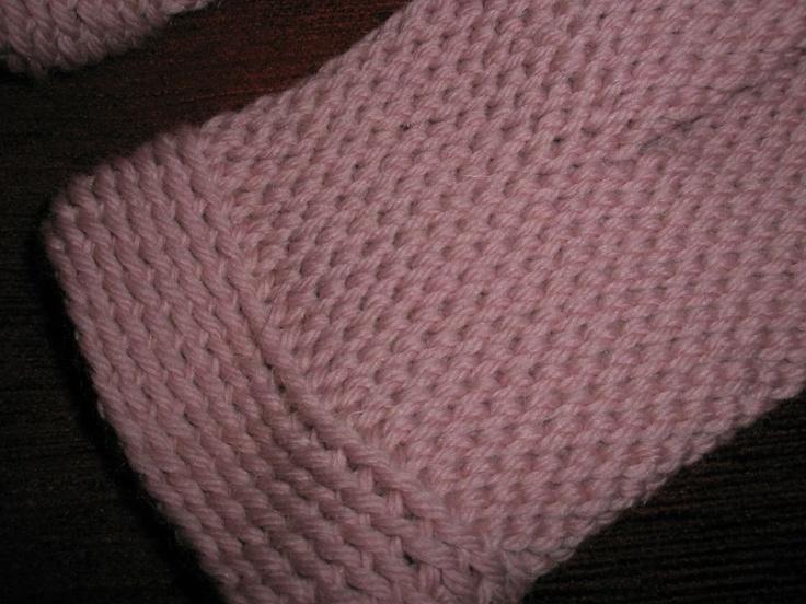 Finnish slip stitching Käsityöperhonen: Virkatut lapaset