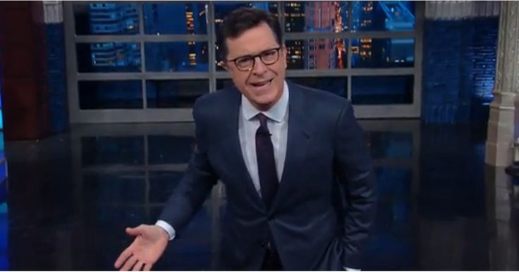 """Stephen Colbert Blasts Donald Trump For Contacting Meryl Streep """"More than-Rated"""" - MAXEAT - http://howto.hifow.com/stephen-colbert-blasts-donald-trump-for-contacting-meryl-streep-more-than-rated-maxeat/"""