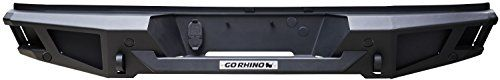 Go Rhino 28219T Textured Black Powder Coat Finish Rear Replacement Bumper (BR20) with fast, FREE Shipping    #carscampus #sale #shop #cars #car #campus