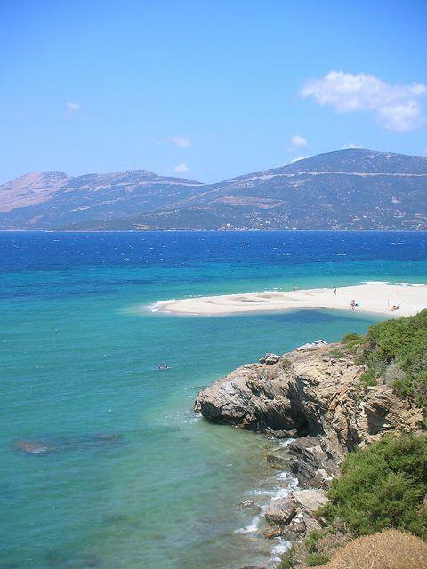 Μεγάλη Άμμος, Marmari Evia Island, August 6, 2011  
