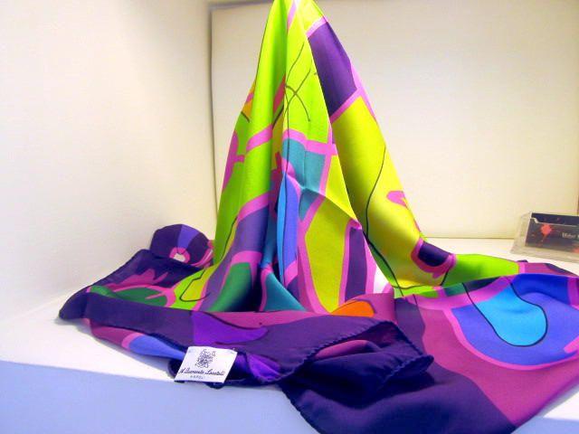 scarf design - Foulard Color