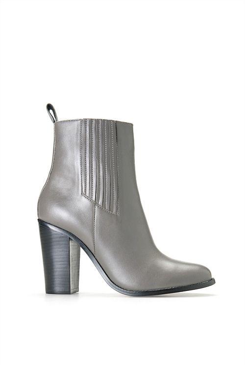 Issa Heeled Boot