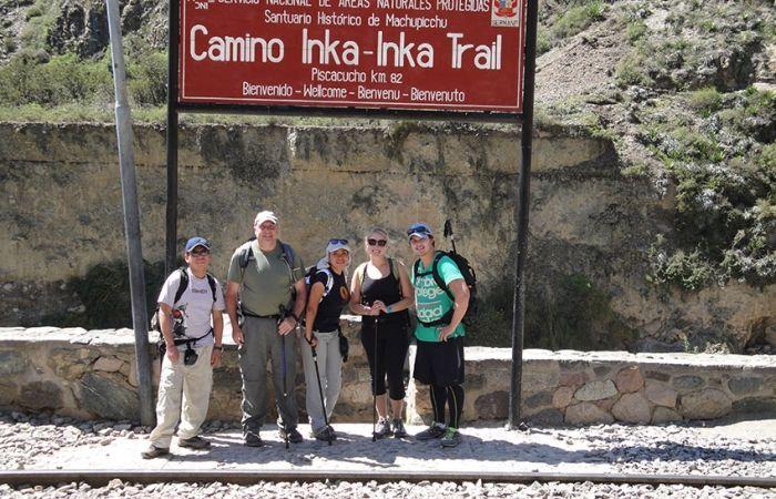Inca Trail Peru Machu Picchu - Where to Go for a South America Trekking Holiday