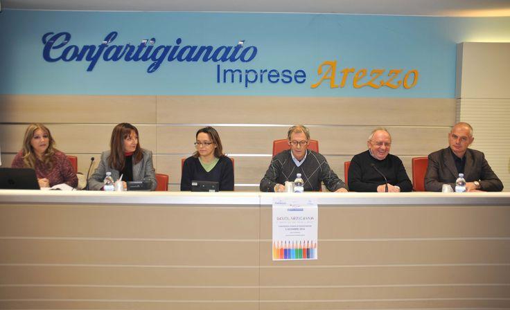 5/12/2016. Conferenza Stampa 8° edizione di Scuolartigiana