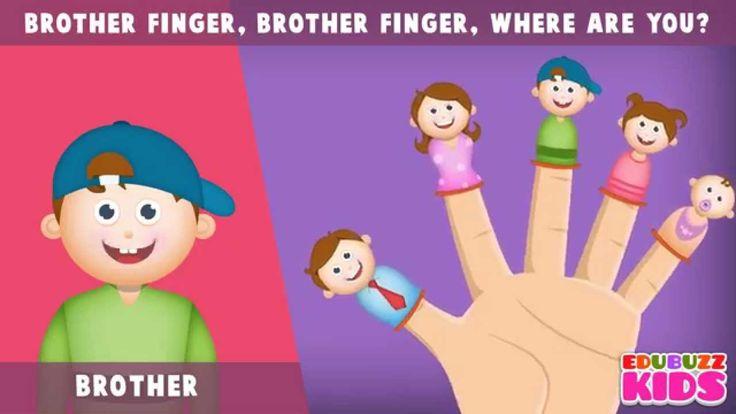 The Finger Family (Daddy Finger) - Original Version | children songs with lyrics