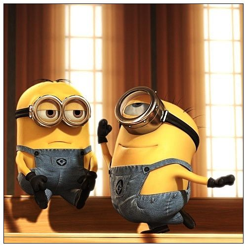 144 Best Images About Minions Und Catoon On Pinterest