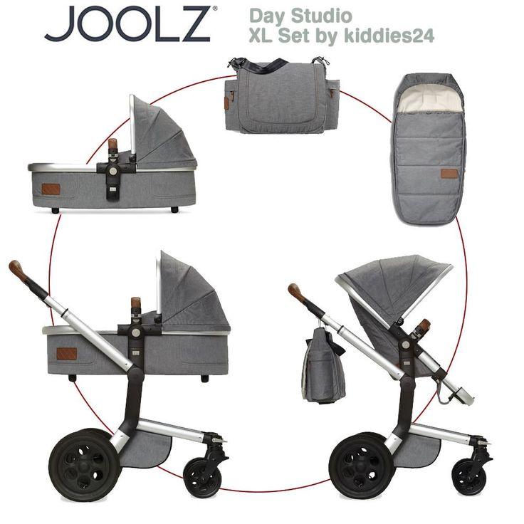 Joolz Day StudioKomplettset XL Joolz Day Studio Je t'adore + Vive la vie + Very Paris Bon Voyage! Von Hand gefertigt, mit wunderschönen ...