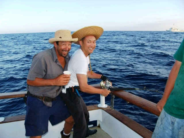 16 best images about long range fishing on pinterest for Guadalupe island fishing
