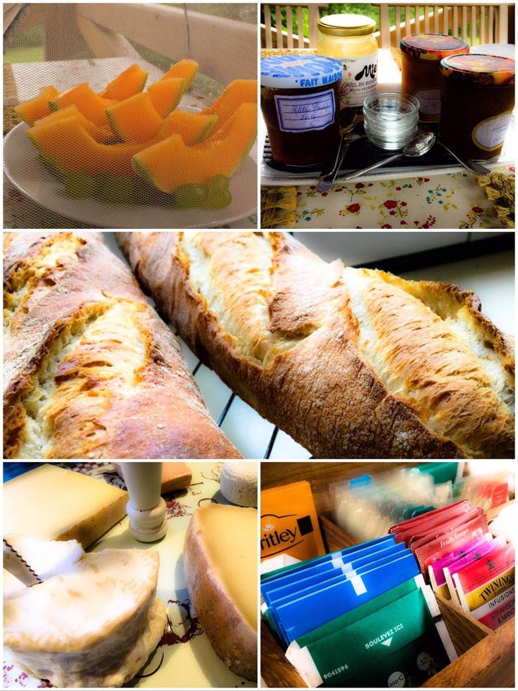 """Petite idée des """"petits""""-déjeuners... www.coq-et-lion.fr #chambredhote #bedandbreakfast #quercy #lot #aveyron #cahors #cajarc #figeac"""