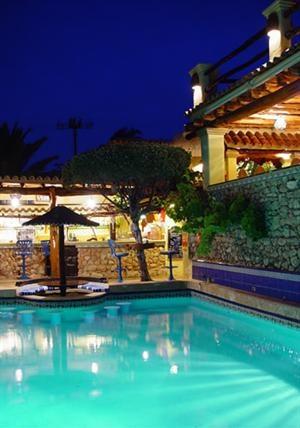 Ibiza Rocks House at Pikes Hotel, San Antonio, Ibiza, Spain