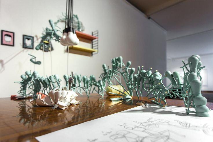 Job, Joris & Marieke - Freeze installation - Kunsthal KAdE - Amersfoort, NL